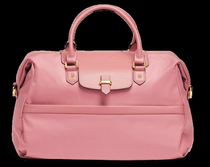 Plume Avenue Duffle Bag  Azalea Pink | 1