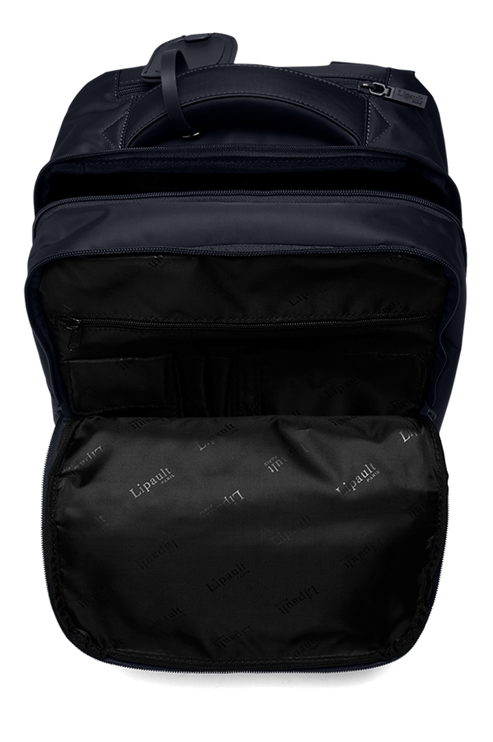 Plume Business Rolling laptop bag Navy | 2