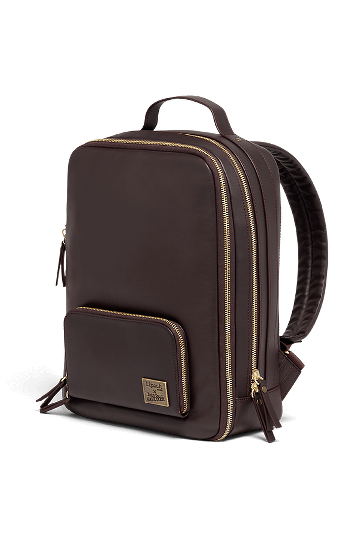 J.P. Gaultier Collab Mix Backpack M Burgundy | 4