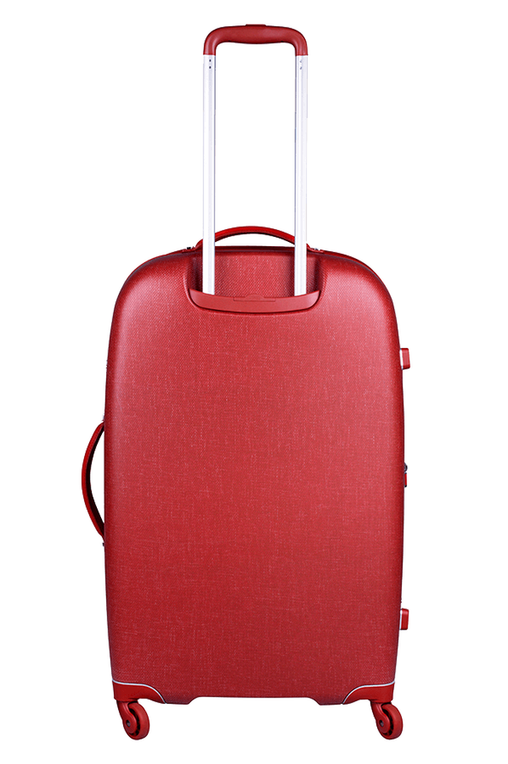 Chic And Plume Spinner Expandable (4 wheels) Ruby | 3
