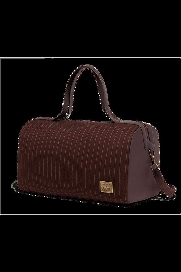 J.P. Gaultier Collab Ampli Duffle Bag Burgundy | 3