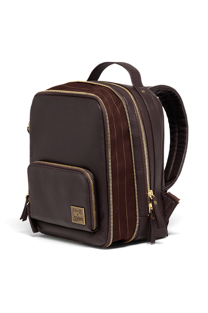 J.P. Gaultier Collab Mix Backpack S Burgundy | 4