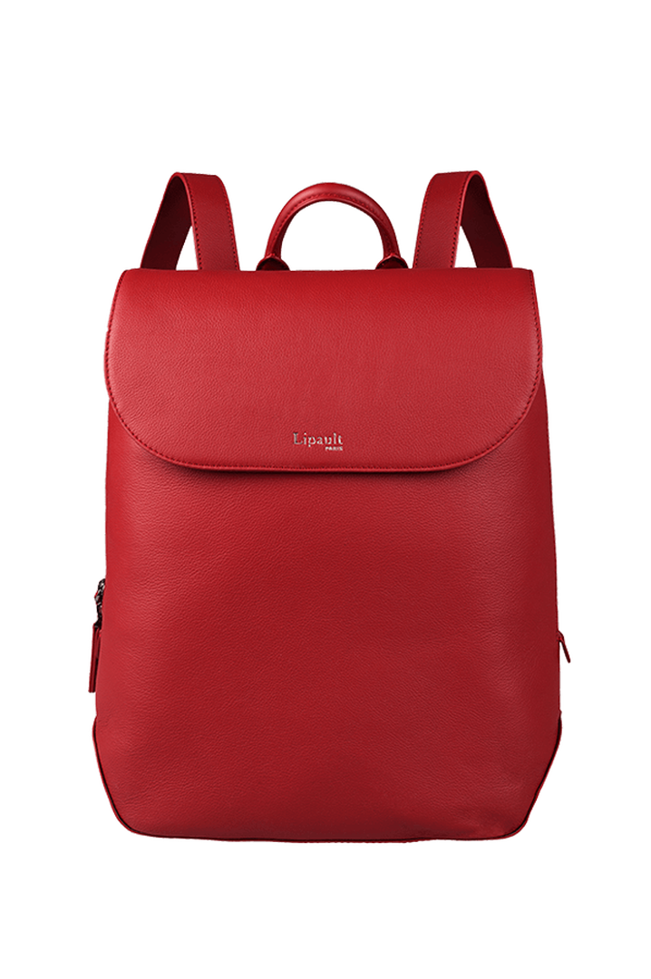 Plume Elegance Laptop Backpack M Ruby   1