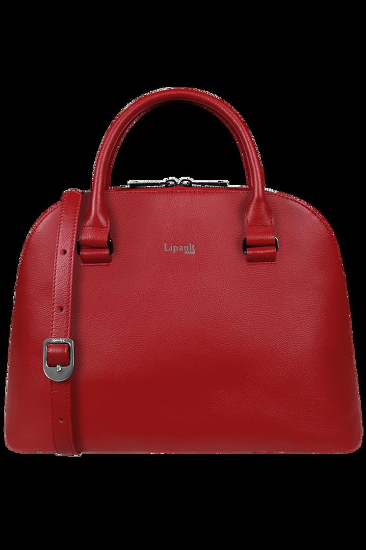 Plume Elegance Handbag M Ruby   5