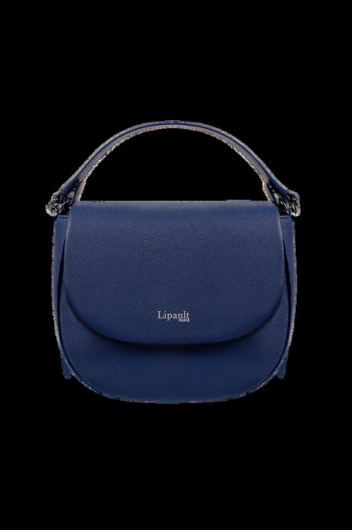 Plume Elegance Saddle Bag Navy | 1