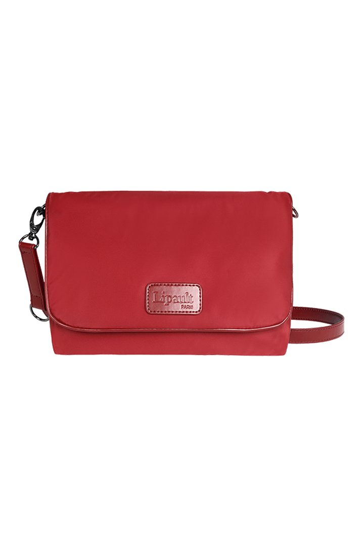 Lady Plume Clutch Bag M Ruby | 1