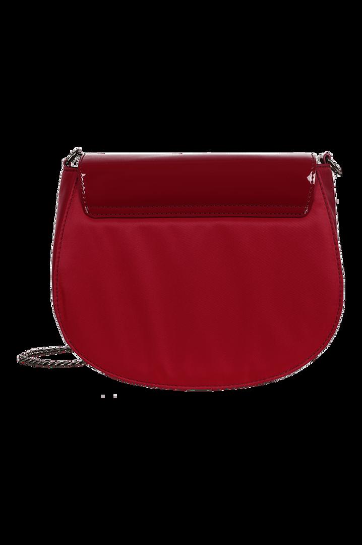 Plume Vinyle Handbag Ruby | 3