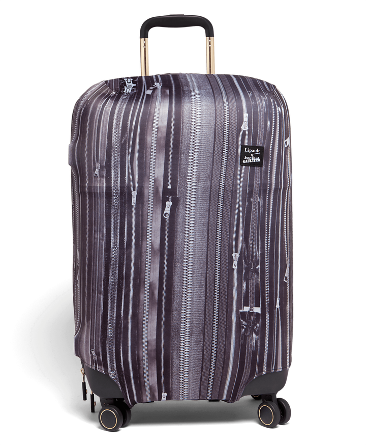 J.P. Gaultier Collab Luggage Cover M Black | 1