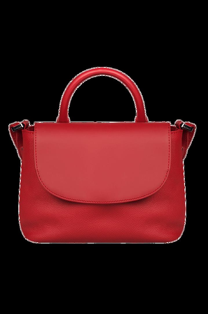 Plume Elegance Handbag Ruby | 2