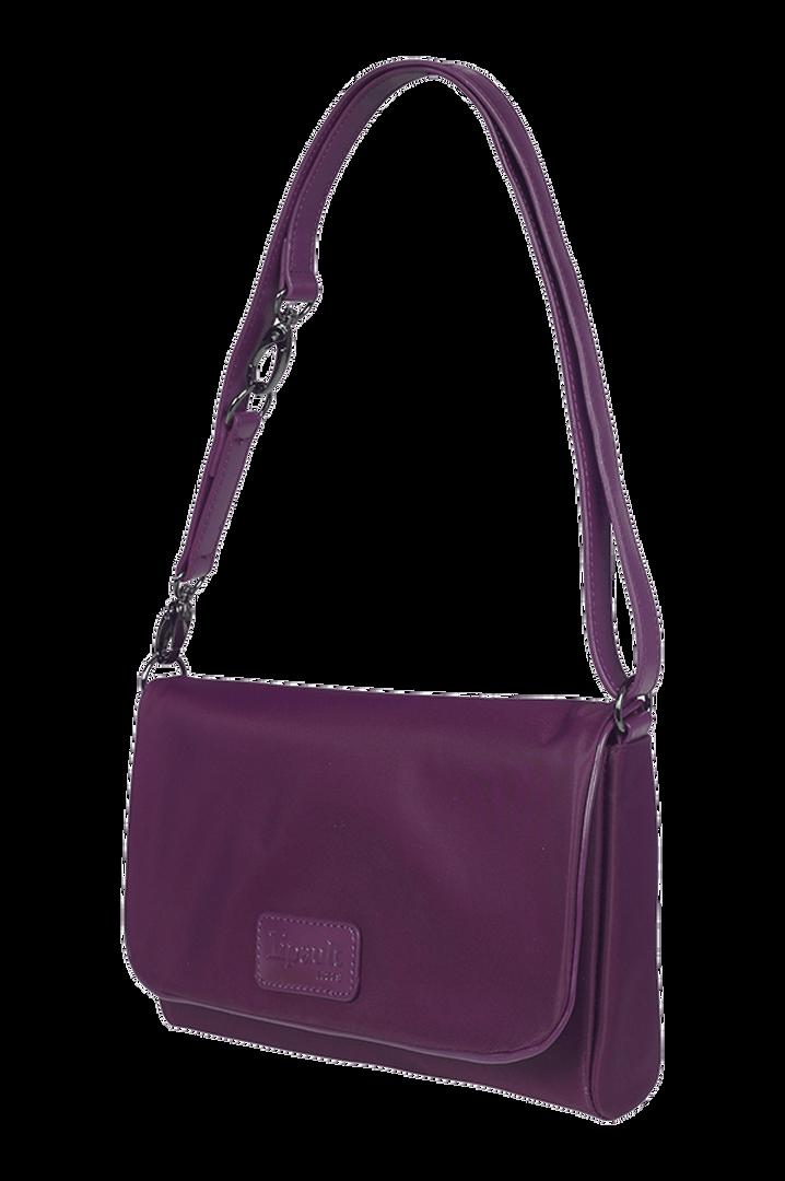 Lady Plume Clutch Bag M Purple | 7