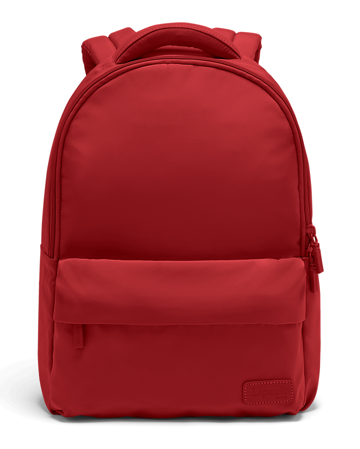 City Plume Backpack  Cherry Red | 1