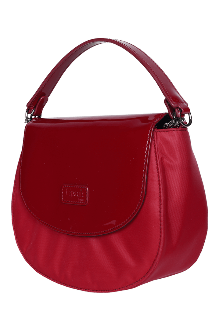 Plume Vinyle Handbag Ruby | 5