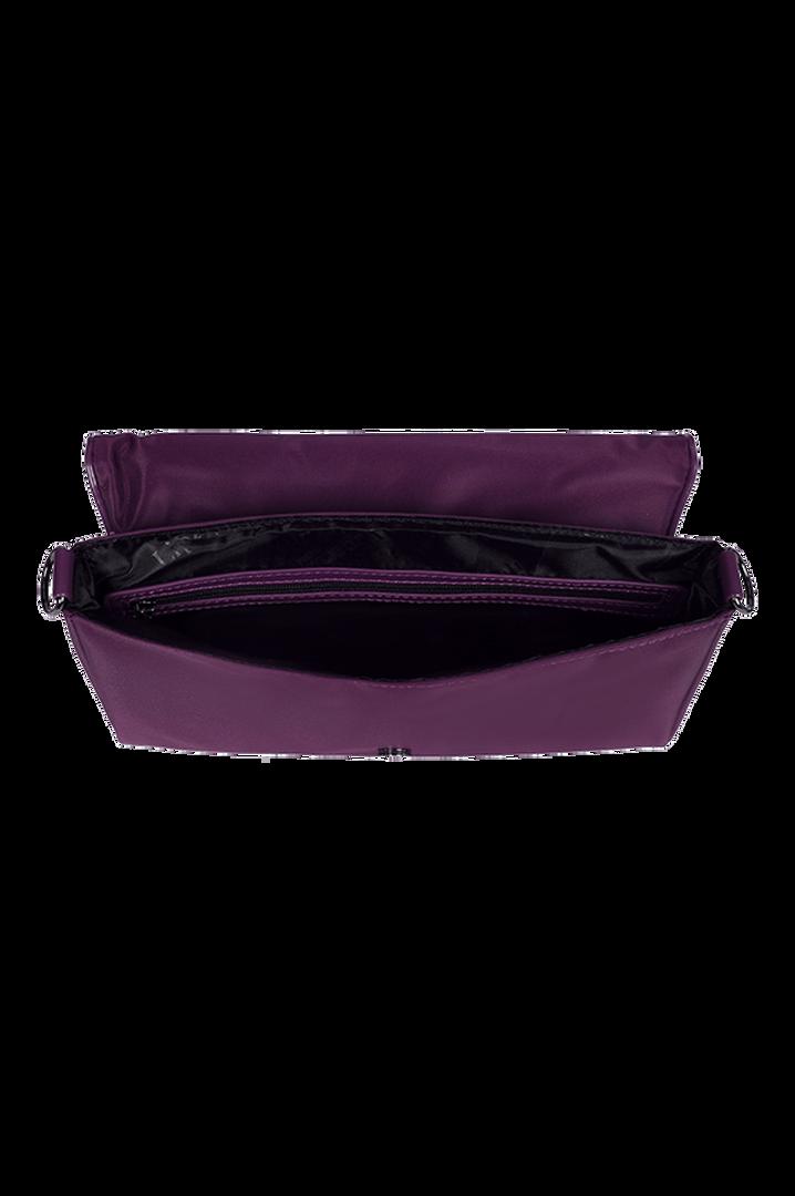 Lady Plume Clutch Bag M Purple | 2