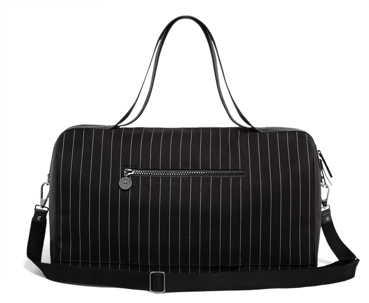 J.P. Gaultier Collab Ampli Duffle Bag Black | 2