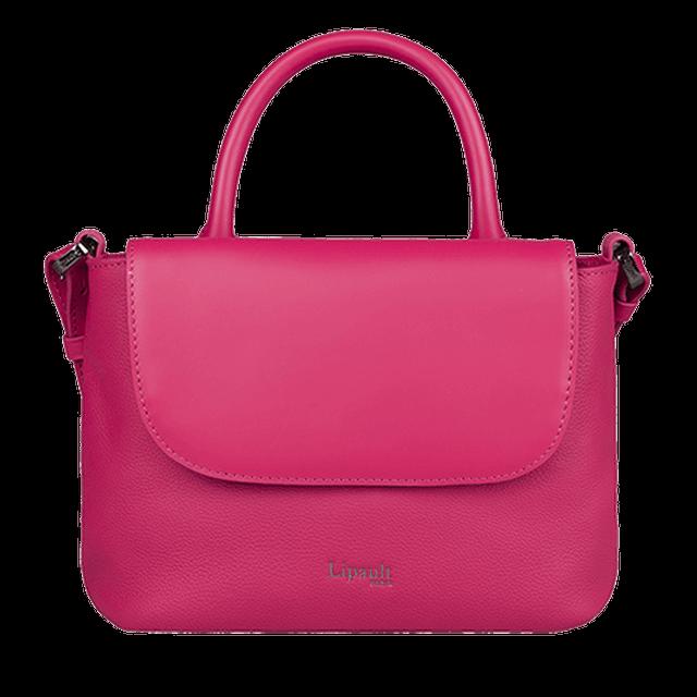 Plume Elegance Handbag Tahiti Pink