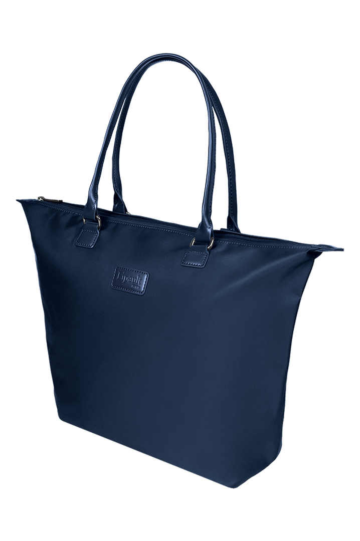 Lady Plume Shopping bag M Navy | 2