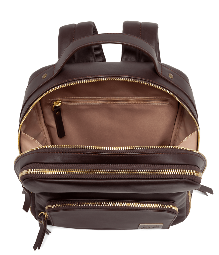 J.P. Gaultier Collab Mix Backpack S Burgundy | 2