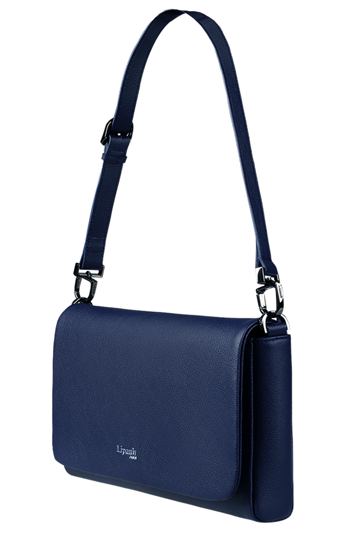 Plume Elegance Clutch Bag Navy | 7