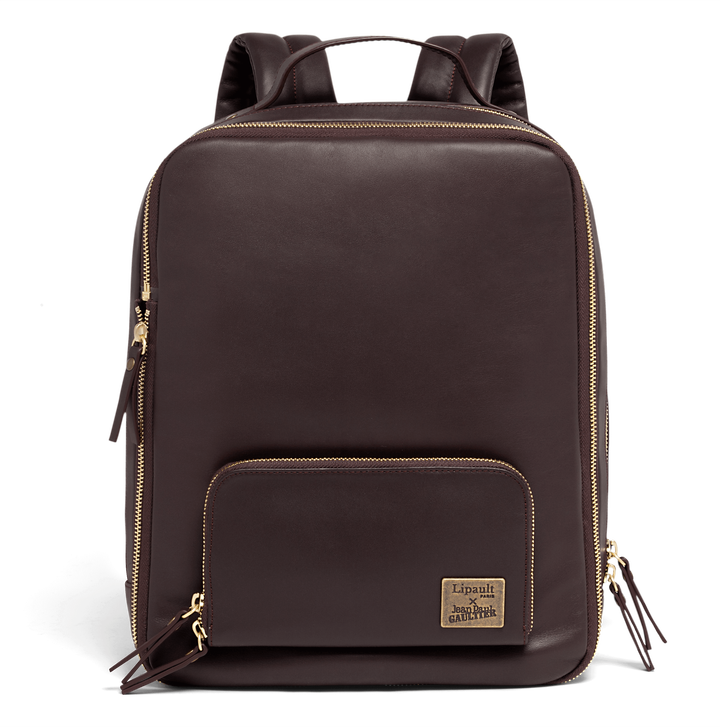 J.P. Gaultier Collab Mix Backpack M Burgundy | 1