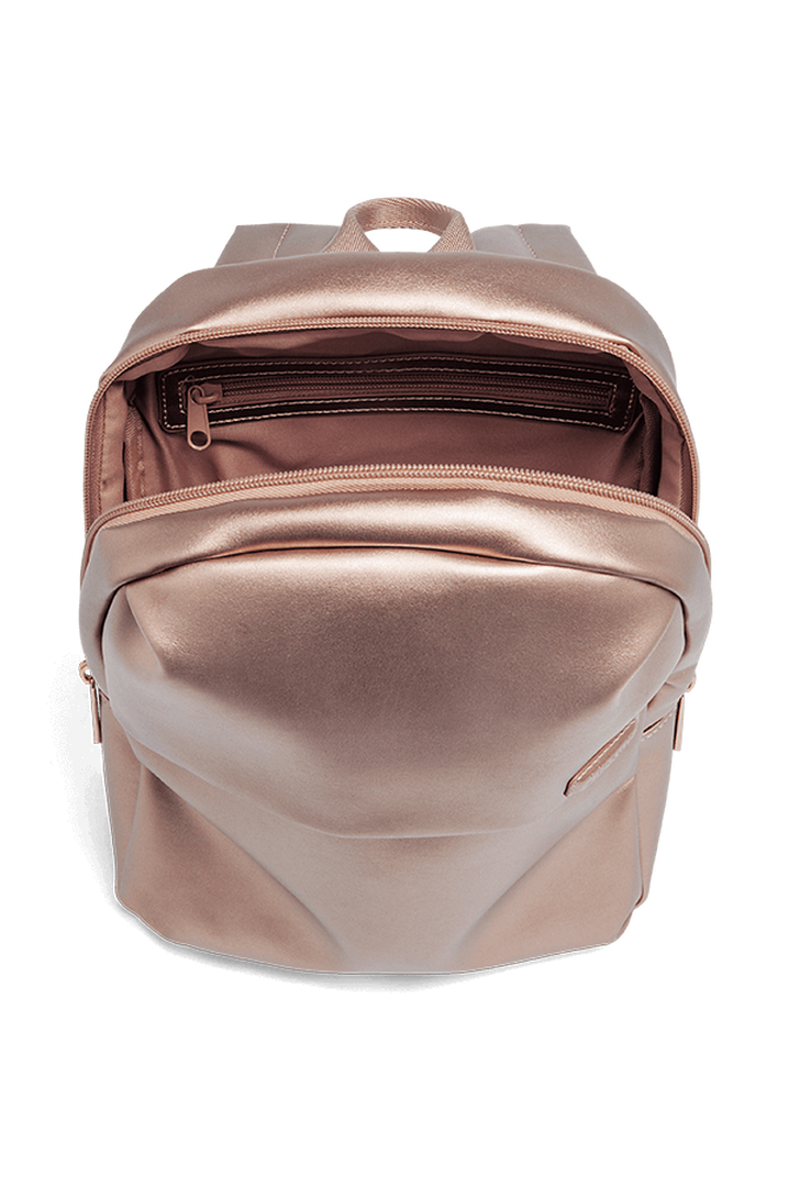 Miss Plume Backpack XS Pink Gold | 4