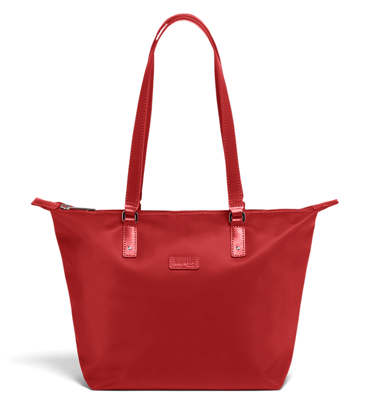 Lady Plume Shopping bag S Cherry Red | 1