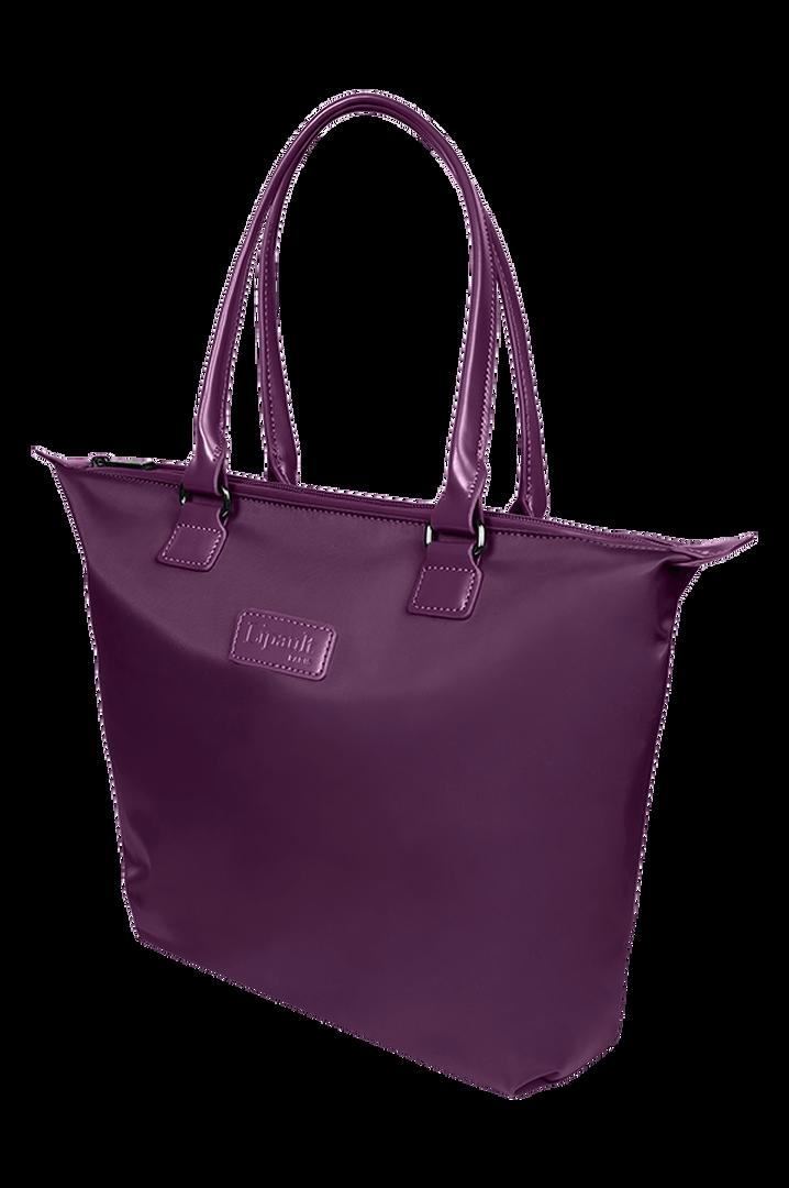 Lady Plume Shopping bag S Purple   2