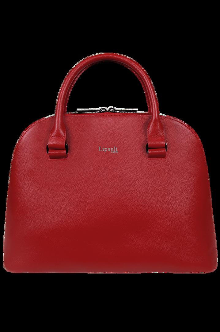 Plume Elegance Handbag M Ruby   1