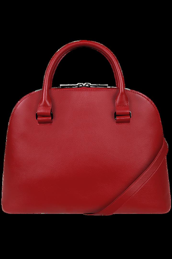 Plume Elegance Handbag M Ruby   4