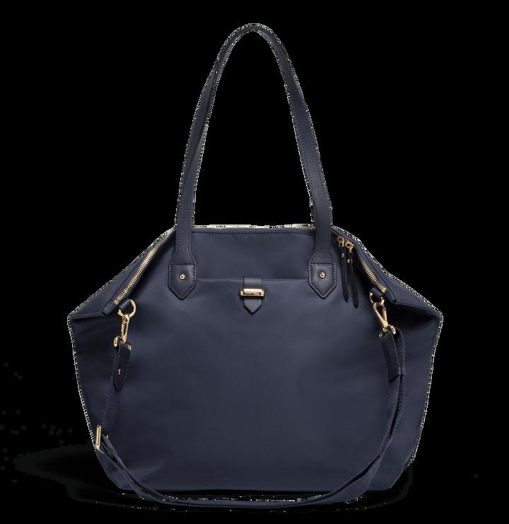 Plume Avenue Shopping bag  Night Blue | 1
