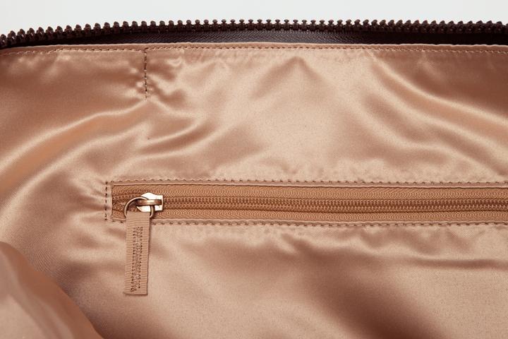 J.P. Gaultier Collab Ampli Shopping bag Burgundy | 4