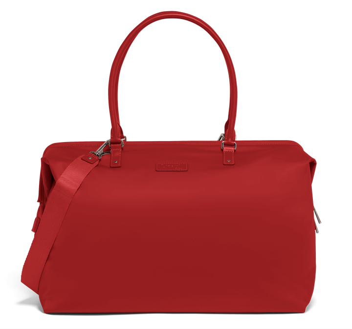 Lady Plume Weekend Bag M Cherry Red | 1