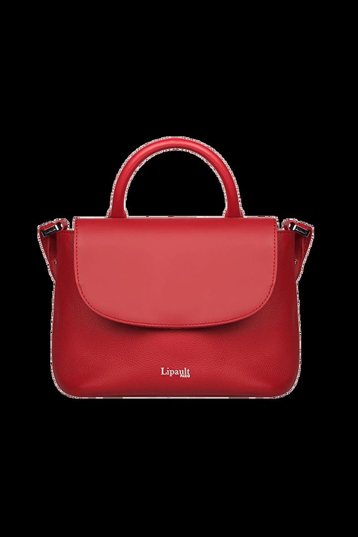 Plume Elegance Handbag Ruby | 1