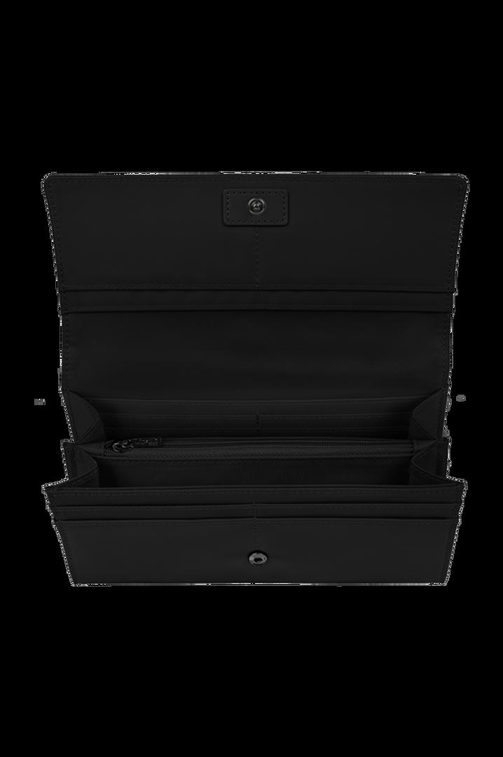 Plume Accessoires Wallet Black | 2