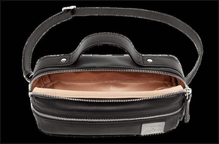 J.P. Gaultier Collab Slow Belt Bag Black | 2
