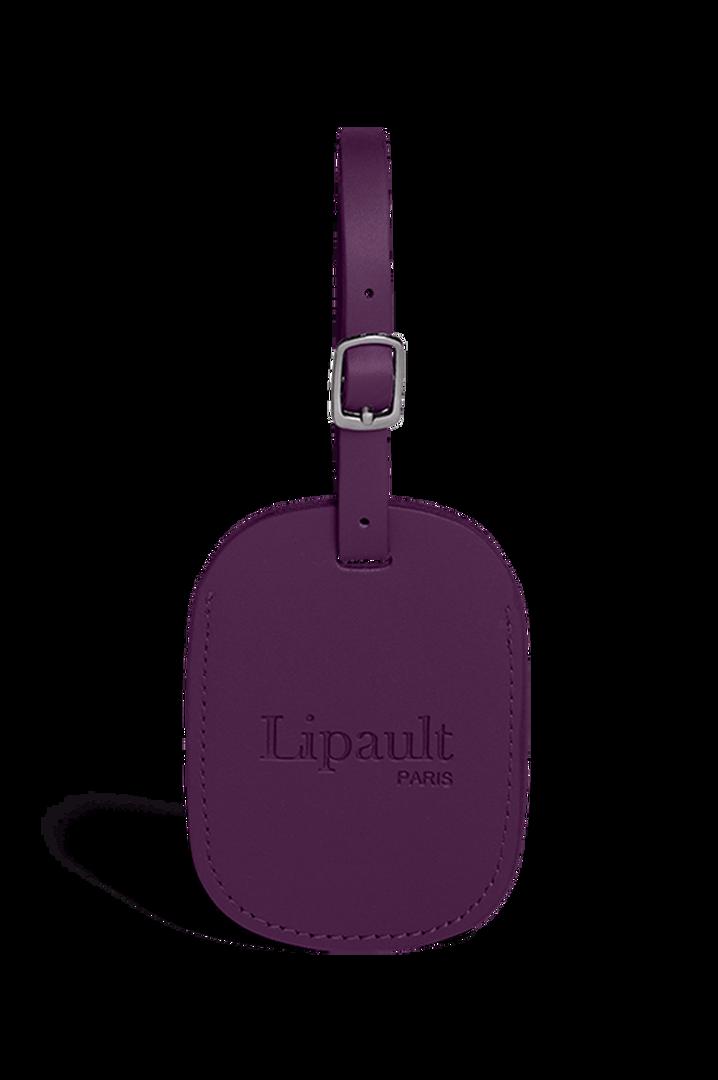 Lipault Ta Luggage Tag Purple | 1