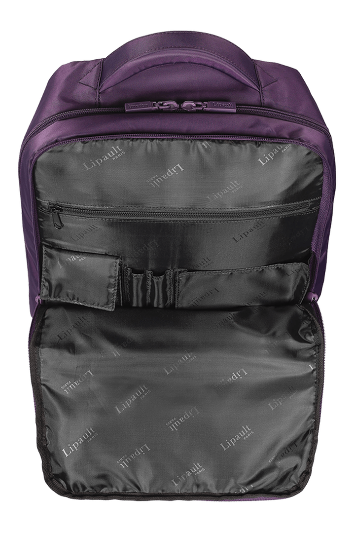 Plume Business Laptop Backpack L Purple | 5