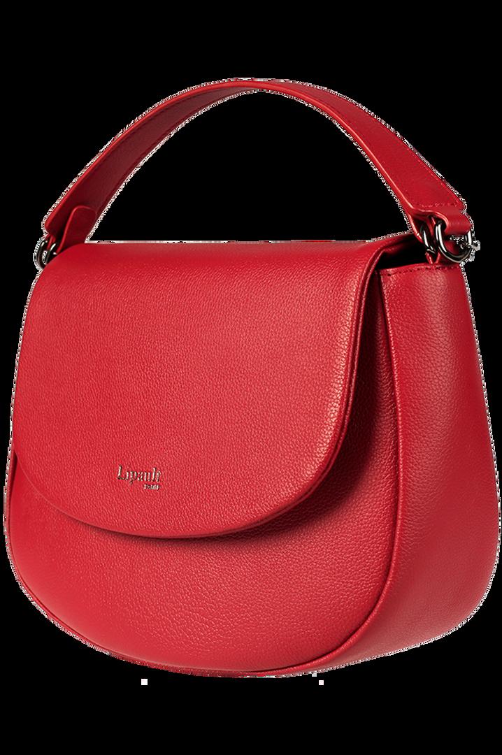 Plume Elegance Saddle Bag Ruby | 7