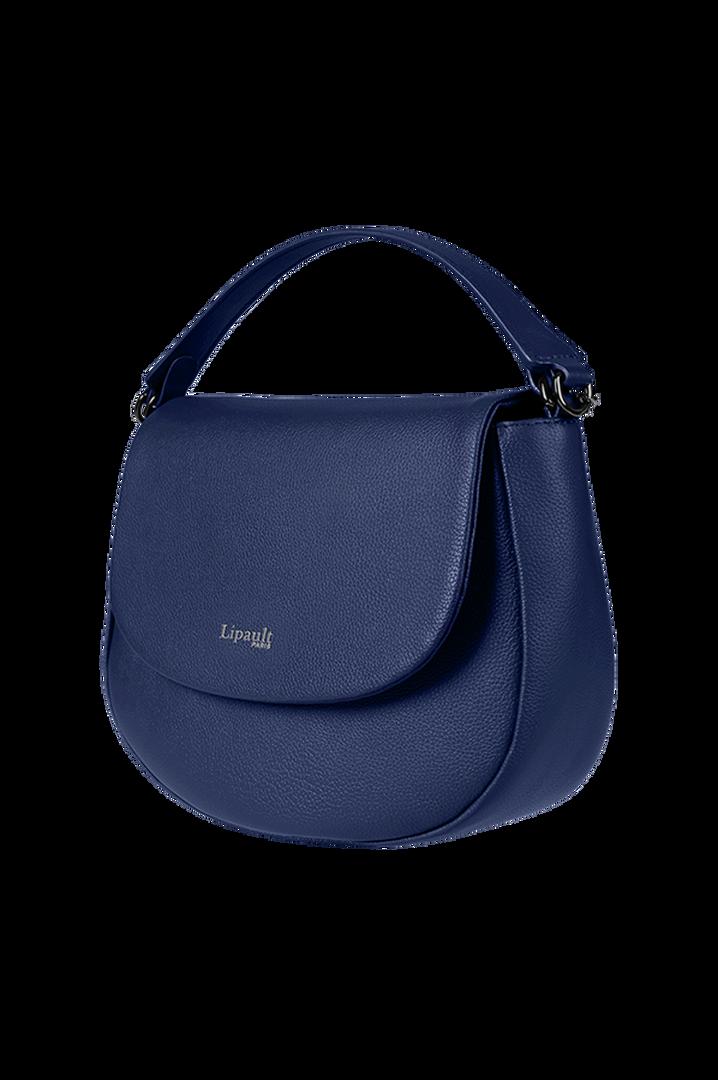 Plume Elegance Saddle Bag Navy | 6