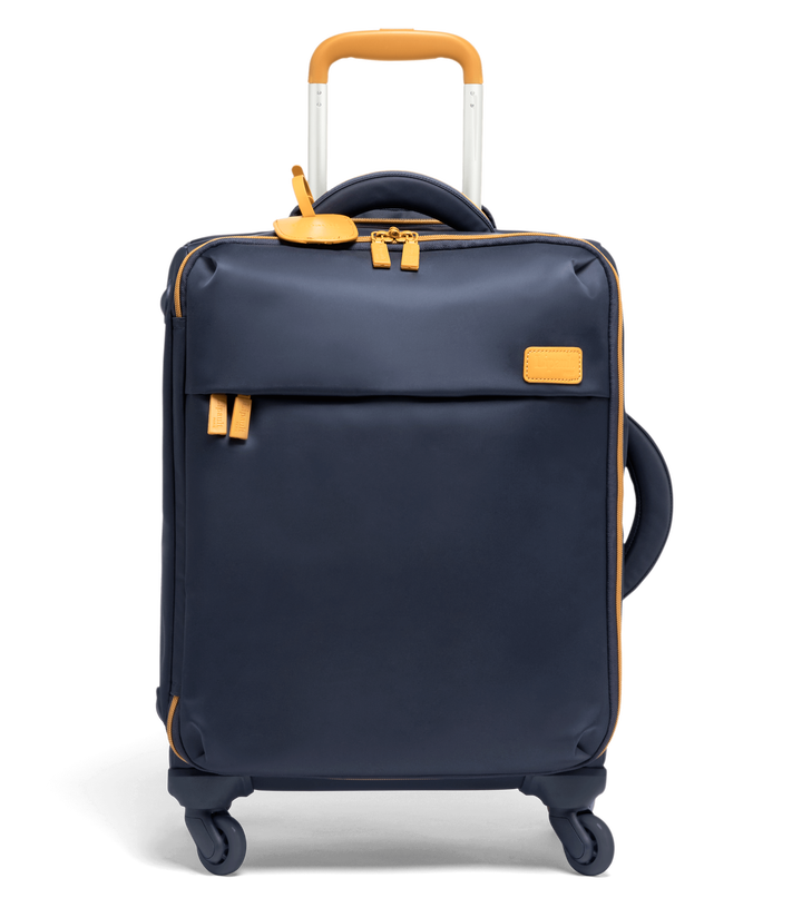 Originale Plume Spinner (4 wheels) 55cm Navy/Mustard | 1