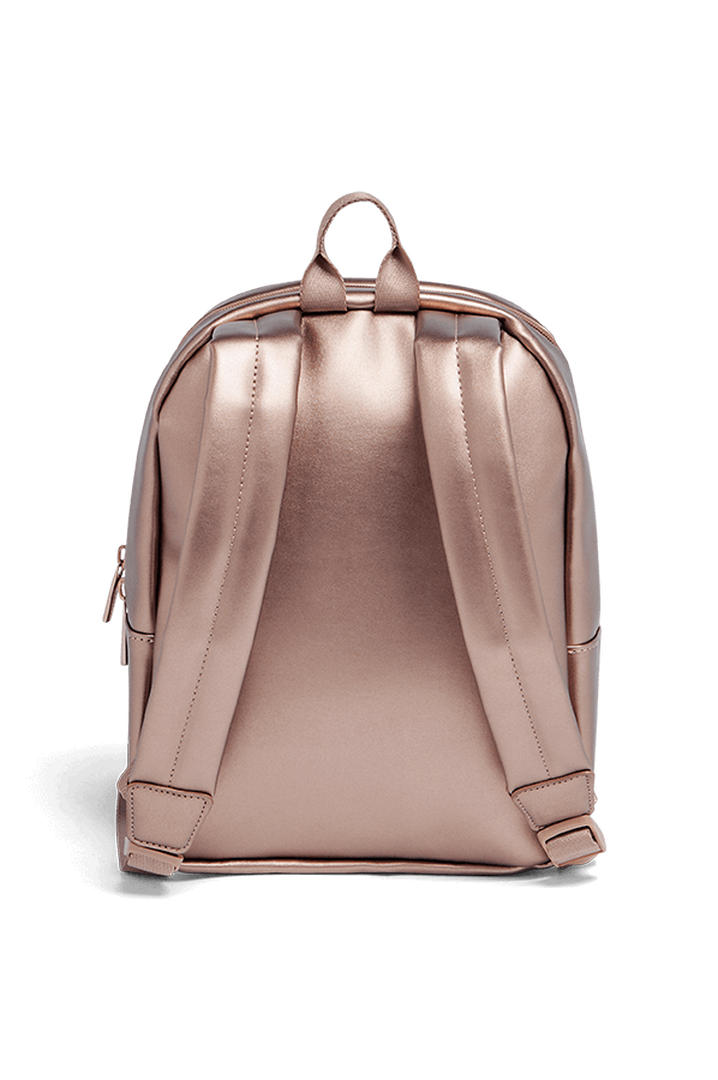 Miss Plume Backpack XS Pink Gold | 2