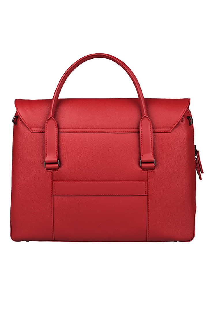 Plume Elegance Ladies' business bag Ruby | 3