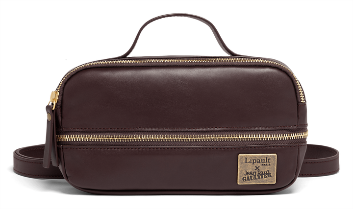 J.P. Gaultier Collab Slow Belt Bag Burgundy | 1