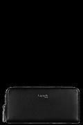Plume Elegance Wallet Black