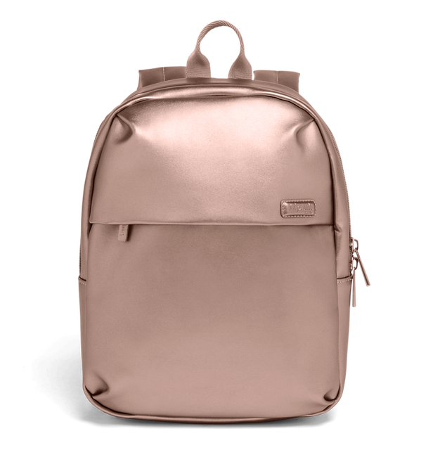 Miss Plume Backpack XS Pink Gold