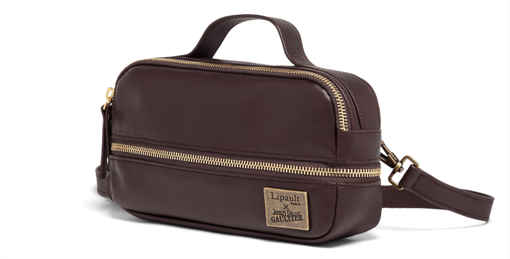 J.P. Gaultier Collab Slow Belt Bag Burgundy | 5