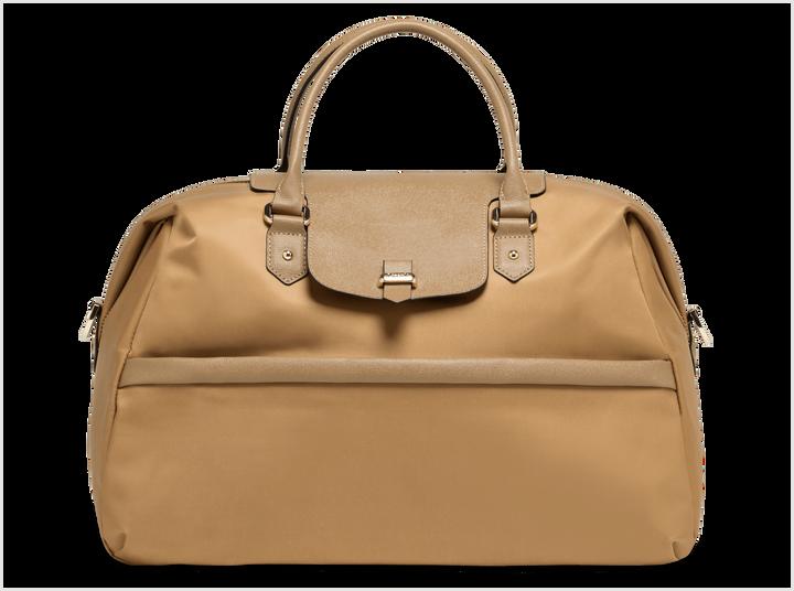 Plume Avenue Duffle Bag  Camel | 1