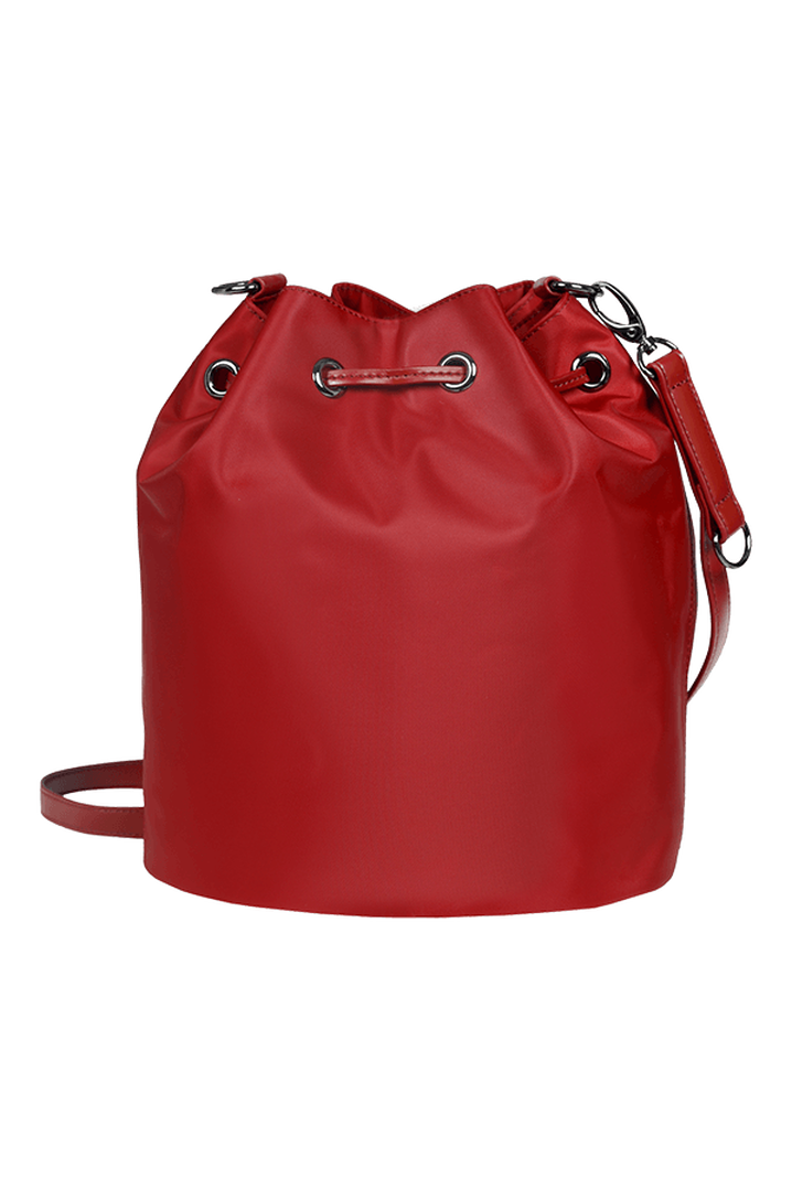 Lady Plume Bucket Bag S Ruby | 4