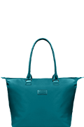 Lady Plume Shopping bag M Duck Blue
