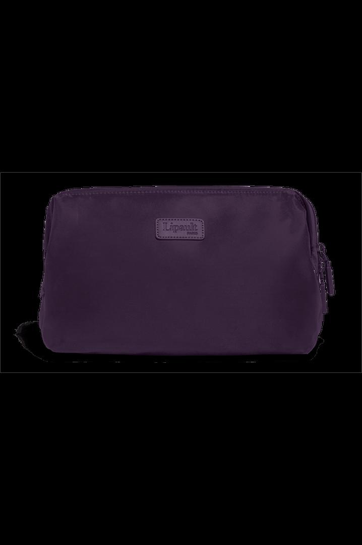 Plume Accessoires Toiletry Bag Purple | 1