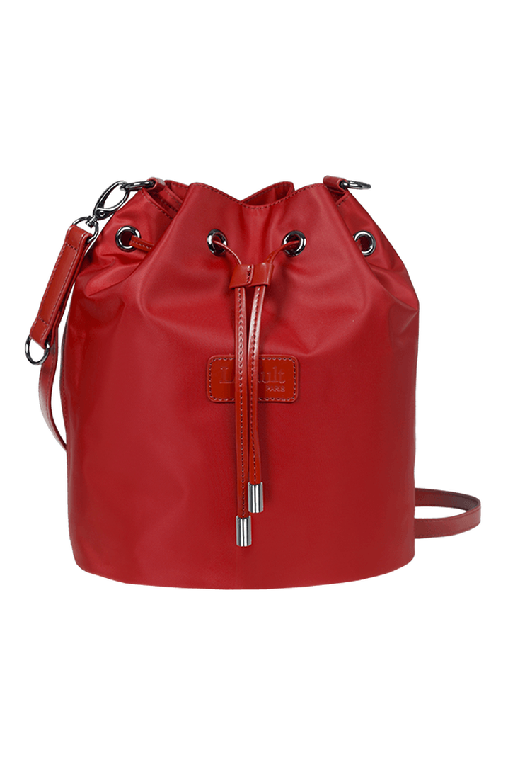 Lady Plume Bucket Bag S Ruby | 1